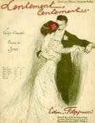 Lentement, Lentement, 1907 by Anonymous