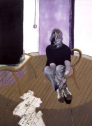 Self Portrait Seated 1973