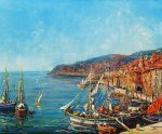 Villefranche by M. Barle