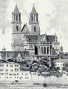 Magdeburg, Dom by Bruck