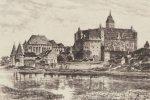 Marienburg, Burg by Bruck