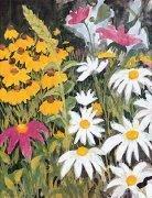 Nolde Garten III by Eleonore Baur-Brinkman