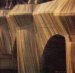Pont Neuf Detail Nr. 9 (1985) by Javacheff Christo