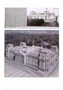 Reichstag V by Javacheff Christo