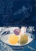 Früchte I by Hassan Hashemi