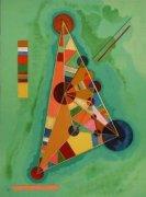 Bauhaus, Plakat by Wassily Kandinsky