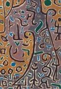 Fülle (1938) by Paul Klee