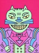 Time Cat by Karl Wirsum