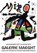Figure, 1979 by Joan Miro