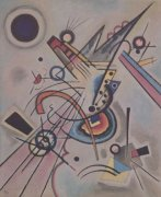 Diagonale by Wassily Kandinsky