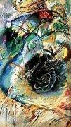 Untitled Improvisation by Wassily Kandinsky