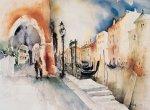 Venedig II (Klein) by Ekkehardt Hofmann