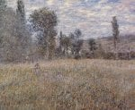 Across the Meadow by Claude Monet