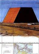 Mastaba of Abu Dhabi by Javacheff Christo