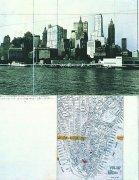 Lower Manhattan (1964-66) by Javacheff Christo