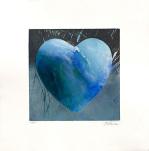 Herz Blau (2002) by Hassan Hashemi