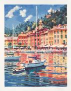 Riviera II (2002) by Hazel Soan