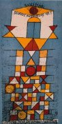 Bauhaus by Paul Klee