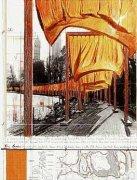 The Gates XXII by Javacheff Christo