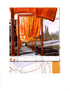 The Gates XXVIII, Maybach by Javacheff Christo