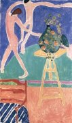 Nasturtiums and the Dance I by Henri Matisse
