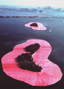 Surrounded Islands, Biscayne Bay, Miami by Javacheff Christo