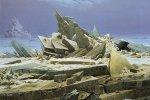 Das Eismeer by Caspar David Friedrich