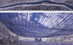 Over The River VIII, Project for Arkansas River by Javacheff Christo