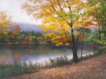 Golden Autumn by Diane Romanello