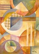 Circular Rhythms II by Marlene Healey