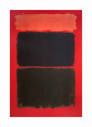 Light Red over Black 1957