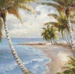 Palm Paradise by Marc Lucien