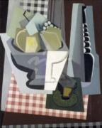 Still Life with a White Dish 1916