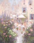 Jardin Rivoli by Copley