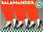 Salamander, 1912 by Ernst Deutsch