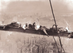 Rockefeller Center 1932 (Resting on a Girder)