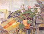Le pot de fleurs