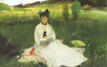 Reading (La lecture) 1873