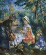 The Apple Seller c.1890