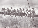 Lunch on a Skyscraper 1932