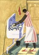 Home Chores 1945