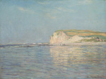 Low Tide at Pourville near Dieppe 1882