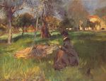 In an Orchard