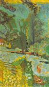 Normandy Landscape 1920