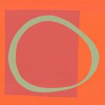 Omega (serigraph) by Denise Duplock