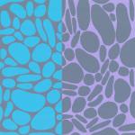 Pebble Stones (serigraph)