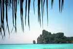 Koh Phi Phi beach, Thailand by Heinz Krimmer