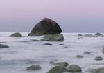 Rocky coast by Heinz Krimmer