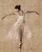 Bourees I by M. Dulon