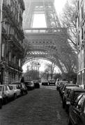 Street View of 'La Tour Eiffel' by Clay Davidson